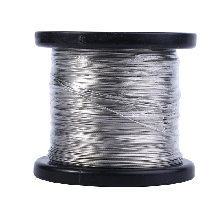 500M plastic coated 304 stainless steel wire